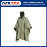 Security Waterproof Reflective Safety Coverall Rain Suit Rain Jacket