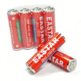 R6p AA Carbon Zinc, Um-3 Dry Cell Battery