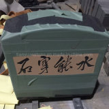 Customized Granite Monuments/Headstone/Tombstone for Japanese Style