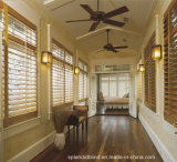 Quality Solid Wood Shutter (SGD-S-5008)