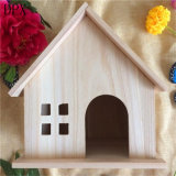 Pet Products Bird Cage Pet Product Pet Supply Handmade Antique Wooden Bird Cage/House