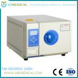 Hot Sale Medical 20-24L Table Top Steam Sterilizer Machine Autoclave Price