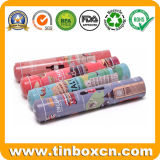 Metal Tin Pencil Box for Pen Holder Stationery Case Packing Tins