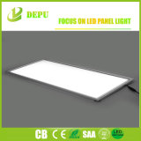 TUV Ce Dlc Passed Ultra Thin 60W Flat Ceiling Light LED Panel of 3-5years Gurantee