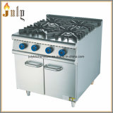 304 Stainless Steel Gas 4 Burner