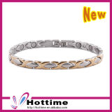 Fashion Magnetic Stainless Steel Bracelet for Lady