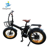 20 Folding Electric Fat Bicycle with Lithium Battery (EL-DN2002Z)