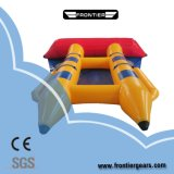 Wholesale Price 0.9mm PVC Water Park Games Inflatable Banana Boat for Sale