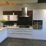 Australia Standard Kitchen Flat Pack 2 PAC Lacquer Home Kitchen Cabinet