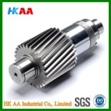 China Competitive Price Stainless Steel Helical Gear, High Precision Helical Gear