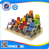 Cheap Plastic Chairs Indoor Playground Toys (YL6205)