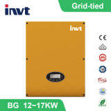 Invt Bg 12kwatt/15kwatt/17kwatt Three Phase Grid-Tied PV Inverter