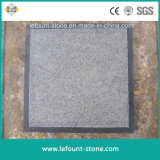 Bush Hammered Blue Limestone for Tiles/Slabs