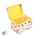 Custom Printing Paper Packaging Magnetic Closure Cardboard Cosmetics Box