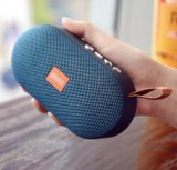 New Arrival Fabric Outdoor&Indoor Mini Portable MP3 Subwoofer Wireless Bluetooth Speaker