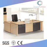 China Supply Wooden Office Table with Extension Desk (CAS-MD18A42)