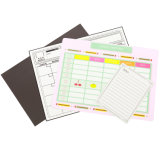 Dry Erase Note Pad Magnetic Colored Magnetic Board