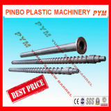 Screw Barrel Design for PP PE PVC Plastic Machine