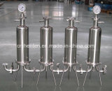 Stainless Steel Sanitary Filter Housing for Veterinary