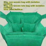 Nonwoven Tote Shopping Bag Gift Bag