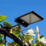 36/48/56 LED Solar Body Sensor Ultra-Thin Outdoor Waterproof Street Lamp