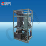 ISO Certificate 2tons Tube Ice Maker for South America
