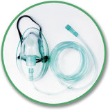 Medical Using Disposable Medical Oxygen Mask for Sale