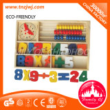 Factory Prices Wooden Bead Abacus Montessori Teaching Toy