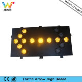 European Standard Aluminum LED Road Sign Traffic Arrow Board