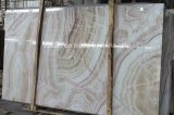Red Dragon Onyx Marble for Slabs and Tiles