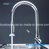 Top Seller Pull out Spray Brass Water Kitchen Tap Faucet Mixer