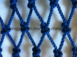 Blue Color PE Fishing Net