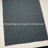 Nylon Rayon Polyester Spandex Bengaline/Jacquard Dobby Fabric for Garment