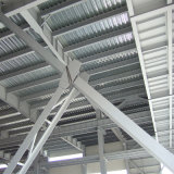 China Factory Supply Electrolytic Aluminum Factory Prefab Steel Structure with Good Price