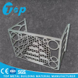 Perforated Outdoor WPC Air Conditioner Cover