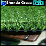 20mm Artificial Synthetic Grass Lawn with 8800dtex Yarn for Landscape/Garden/Football Field/Roof and Exhibition Floor