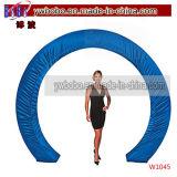 Wedding Decoration Party Decoration Blue Circle Arch Slip (W1045)