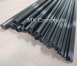 High Strength Wrapped Carbon Fiber Tube with Glossy Surface
