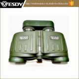 Military 8X30 Waterproof Binocular Telescope with Compass and Rangefinder