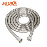 Cheap Sliver Yuyao Double Lock EPDM/PVC Chrome Plating Stainless Steel Flexible Shower Hose