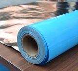 Aluminum Foil Woven Fabric / Foil Radiant Barrier for Roof