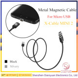 Wsken X-Cable Metal Mini 2 2in1 Magnetic Cable for iPhone/Android