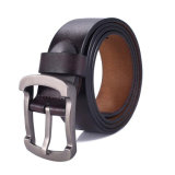 Geniune Leather Man Leisure Retro Style Pin Buckle Belts