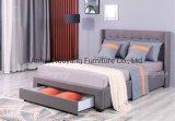 Modern Bed Storge Bed Adult Bed Home Furniture Set Double Bed Flat Bed Storge Bed Sofa Furniture