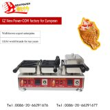 Digital Taiyaki Ice Cream Waffle Cone Maker with Factory Wholesale Price