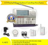 Home Alarm System With Keypad & LCD Display (YL-007Z)