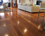 High Quality Natural Click System Indoor Strand Woven Bamboo Flooring