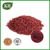 100% Natural Red Yeast Rice Extract: 0.2%-5% Monacolin K.