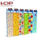 High Quality Children Indoor Playground Climbing Wall Equipment