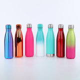 500ml Stainless Steel Sports Travel Water Bottle (SH-ST17)